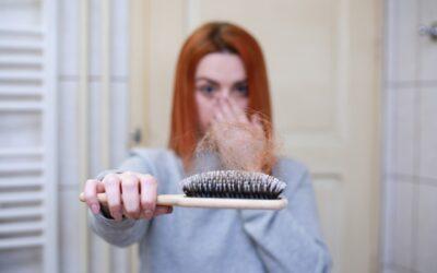 Døjer du med hårtab?
